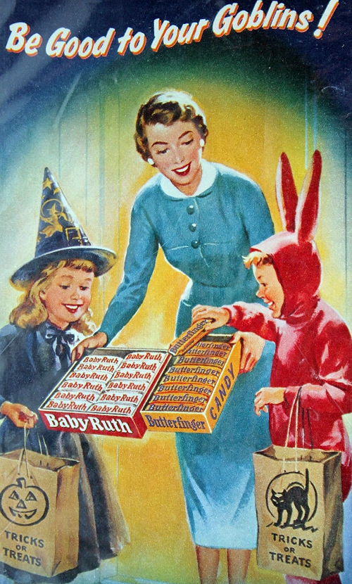 Candy Bar Ad