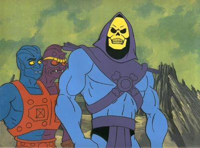 Skeletor from He-Man