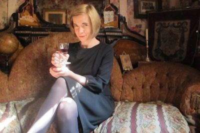Author Lucy Worsley