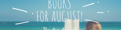 Books for August