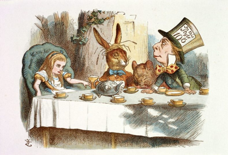 John_Tenniel_Nursery_Alice