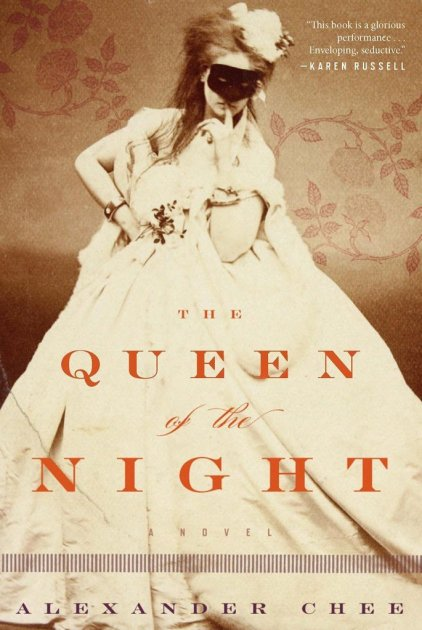 The Queen of the Night Cover