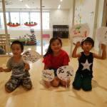 【開催報告】子供と一緒に出来る!心を整える心理書道