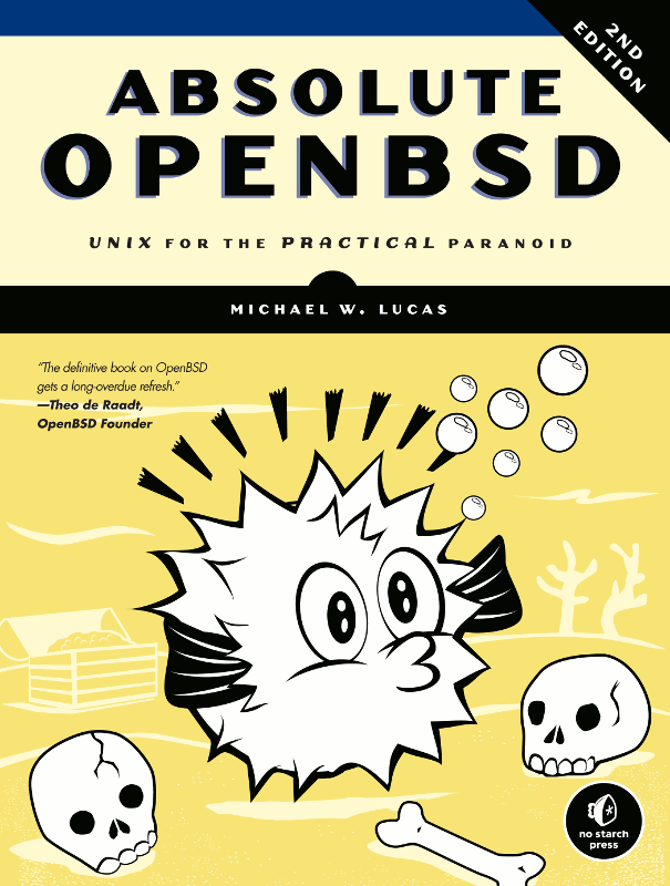 Operating Systems | Michael Warren Lucas