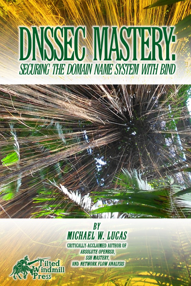 DNSSEC Mastery cover