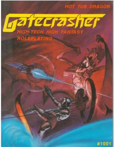 Gatecrasher cover