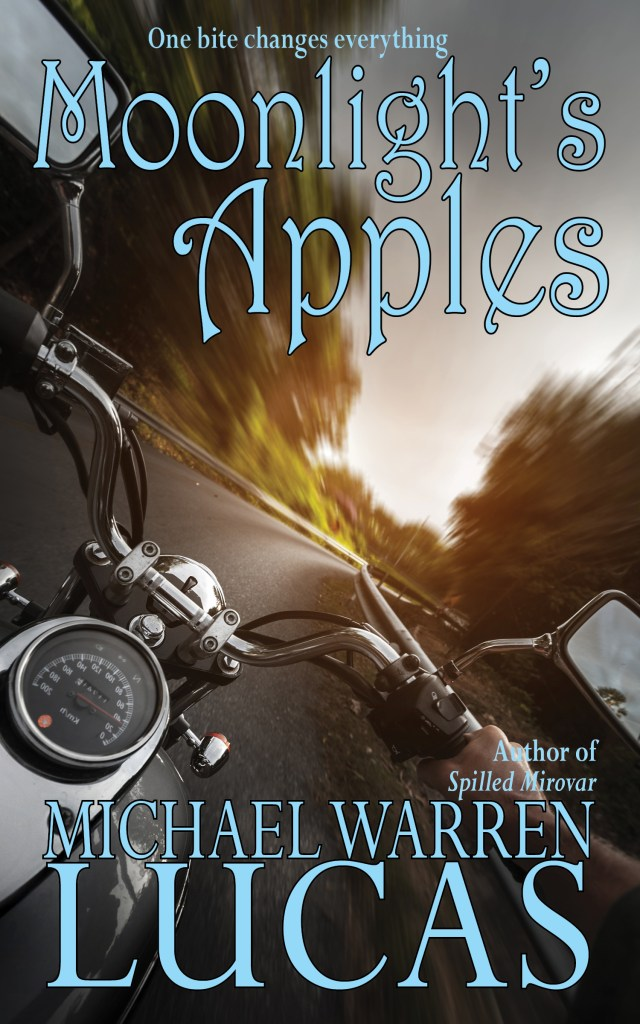 Moonlight's Apples cover