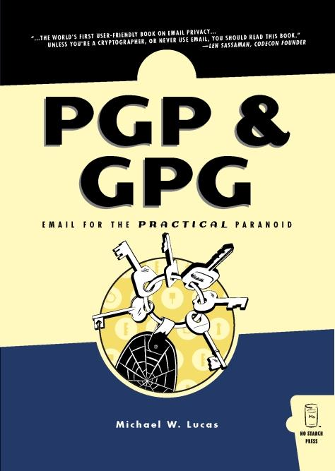 PGP & GPG cover