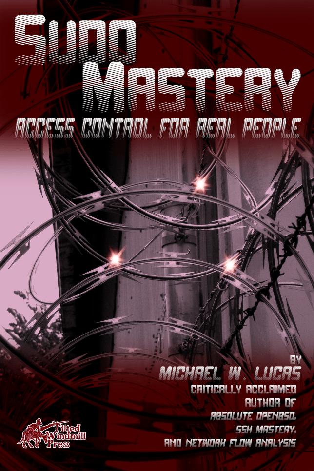 Sudo Mastery cover
