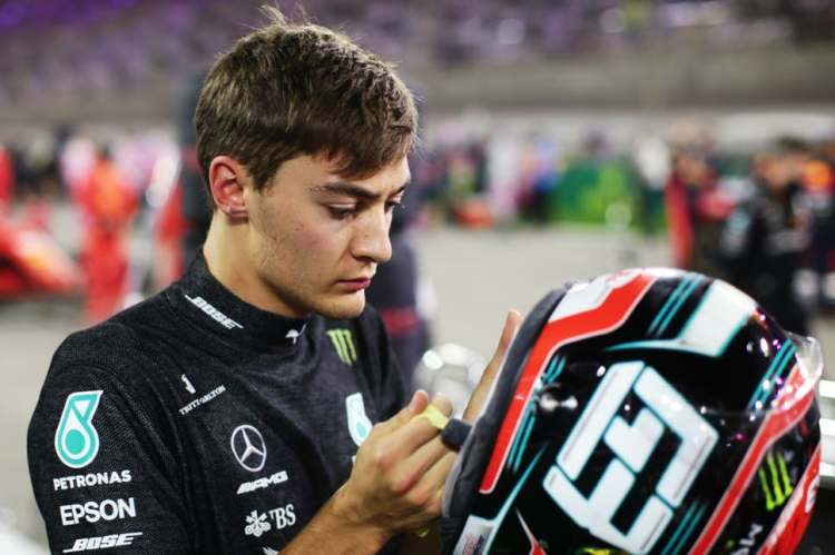GP Sakhir, Russell eletto Driver of the Day |