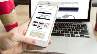 MW marketing Website iPhone and Macbook
