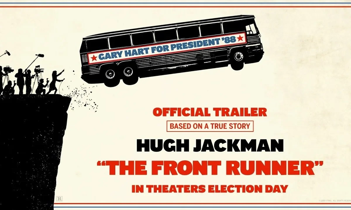 True or False: a review of the movie the Front Runner