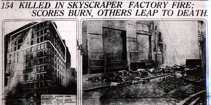Triangle Shirtwaist Factory Fire - Mistakes Were MadeTriangle Shirtwaist Fire