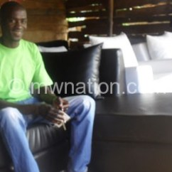 Sofa Maker Sleeper Bed Set Mwandeya Nchesi S Experienced The Nation Online Sitting On One Of His Sofas