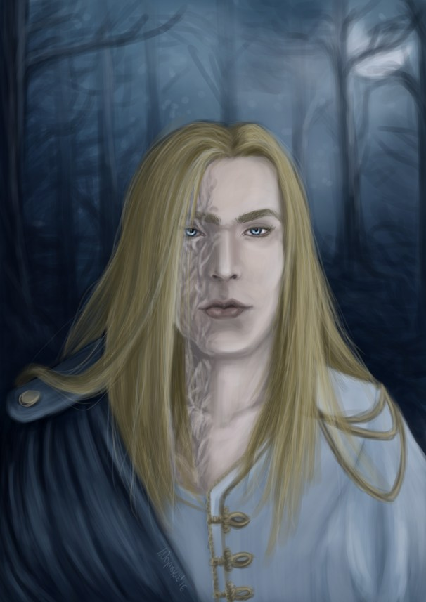 Vampire Asher, L.K. Hamilton - Anita Blake series Magdalena Wojarska