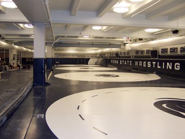 United States Olympic Wrestling Training Sites