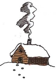 cozy cabin, m wood