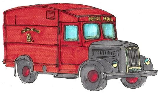 Alpha-Town Mr Padgett's Truck