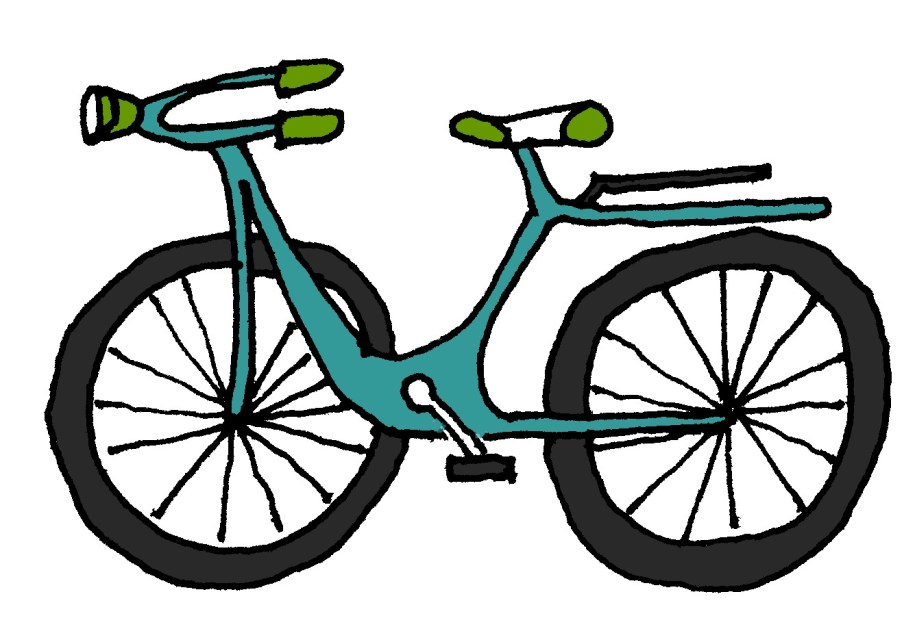 SUSAN HILFERTY BICYCLE