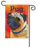 """""""Pug"""" by Ursula Dodge SKU: 31178"""