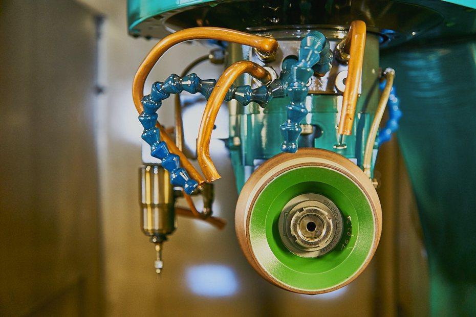 5 Achsen CNC Maschine