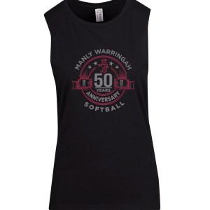 50th Anniversary Tank Tops