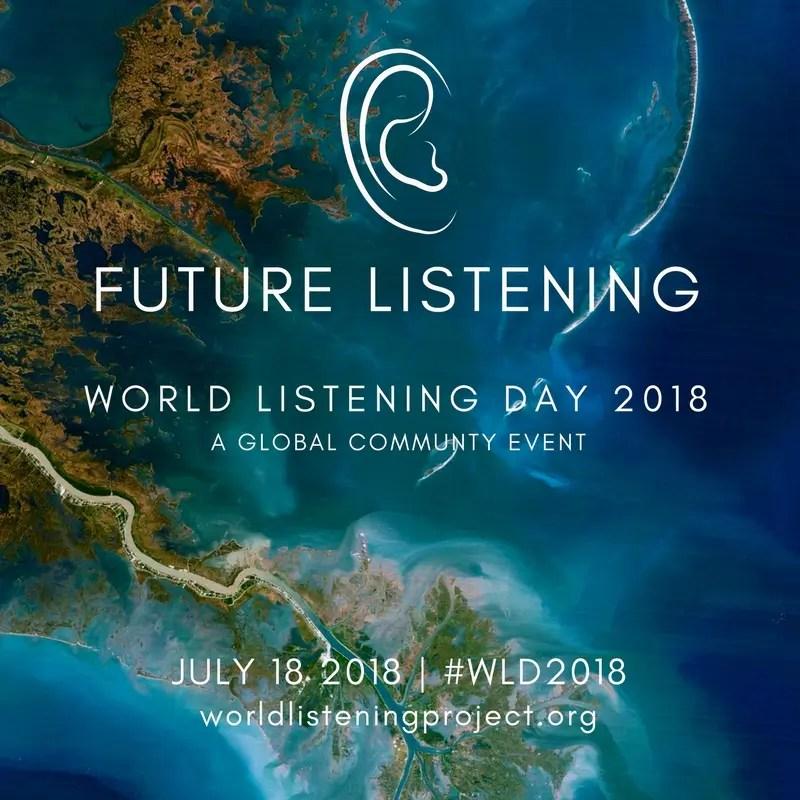 "World Listening Day ""Future Listening"" July 15   Indiana Dunes National Lakeshore"