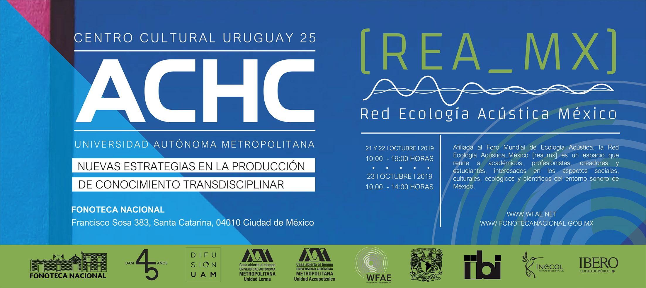 REA_Mx conference flyer
