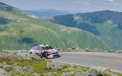 Travis Pastrana, Climb to the Clouds, auto race, Mt Washington Auto Road