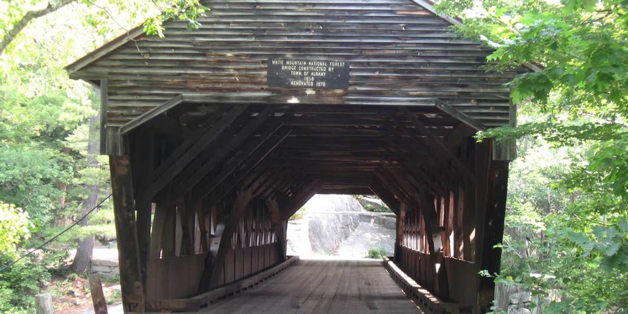 Mt. Washington Valley Covered Bridges