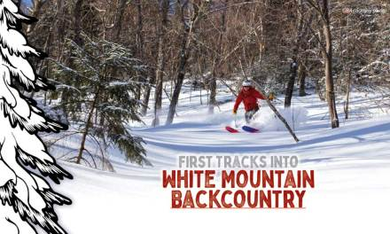 First Tracks into White Mountain Backcountry