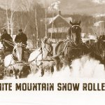White Mountain Snow Rollers