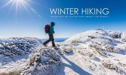 Safe Winter Hiking in the White Mountains