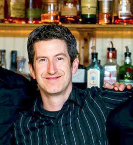 Ian Evans, Photo by Christmas Farm Inn