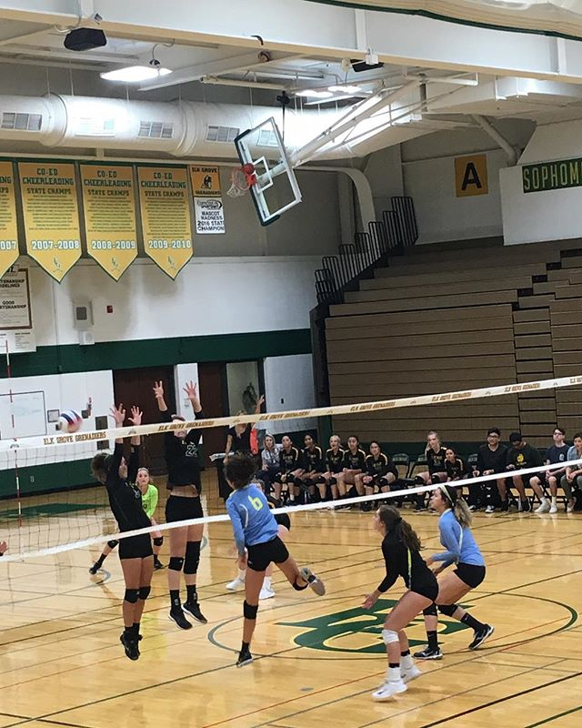 Kickoff to Girls Volleyball