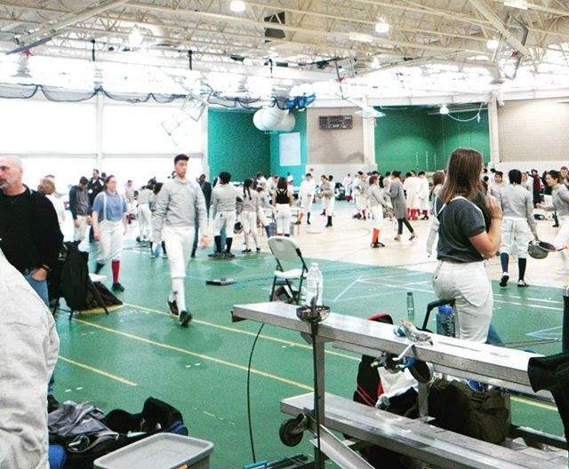 Maine West Fencing Team Starts the Season Strong