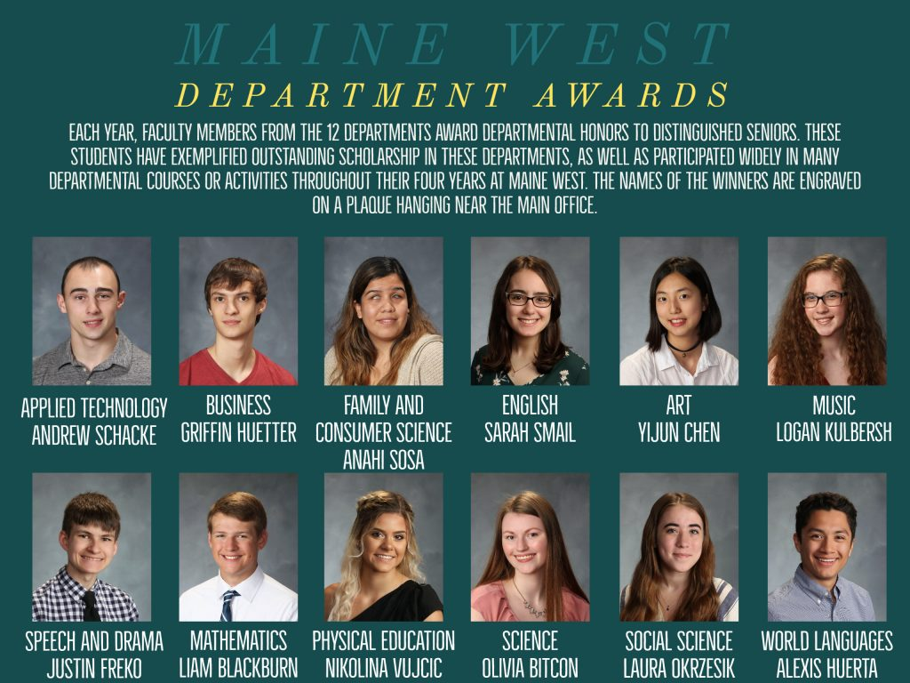 Department Awards