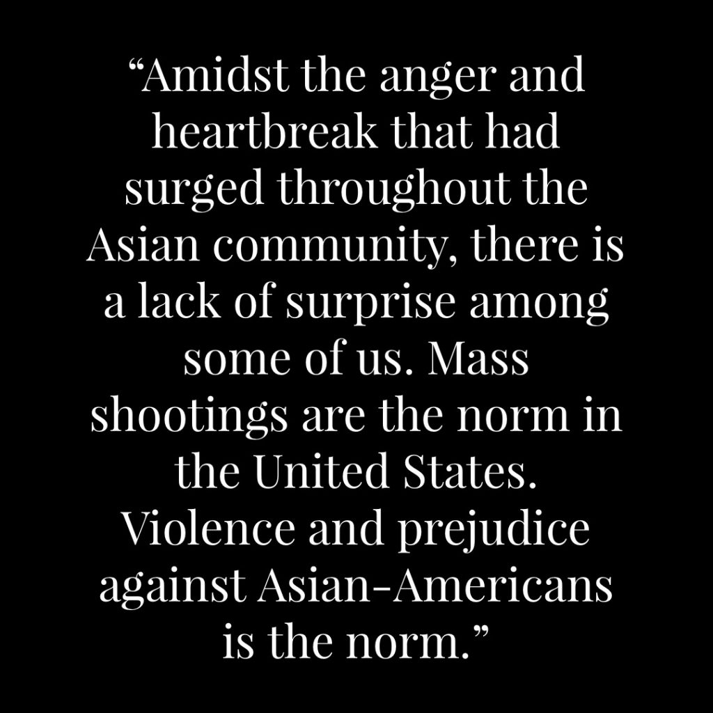 Addressing Asian-American Hatred