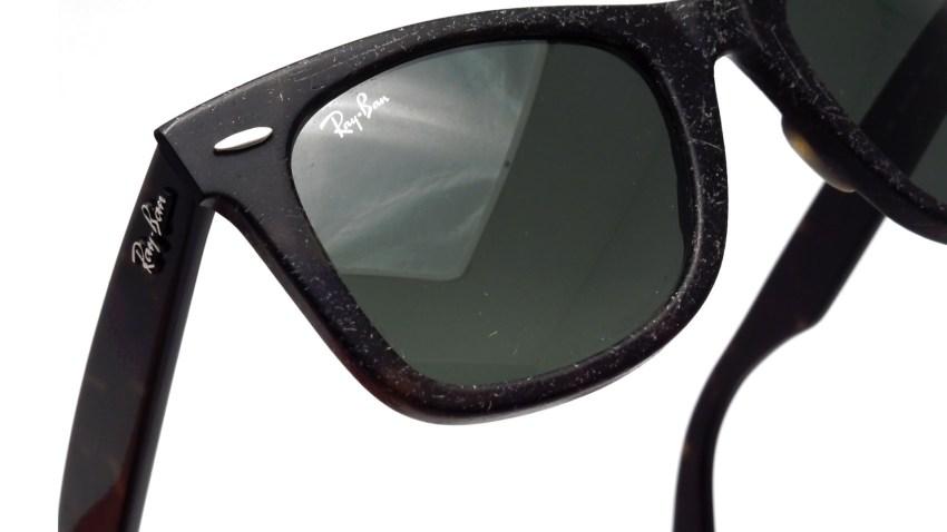 precio de lentes ray ban clubmaster originales