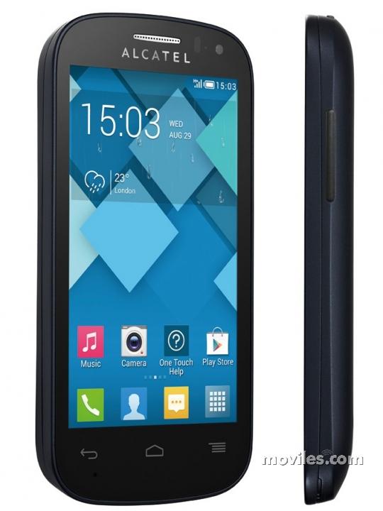 Fotografías Alcatel One Touch Pop C3 - Celulares.com México
