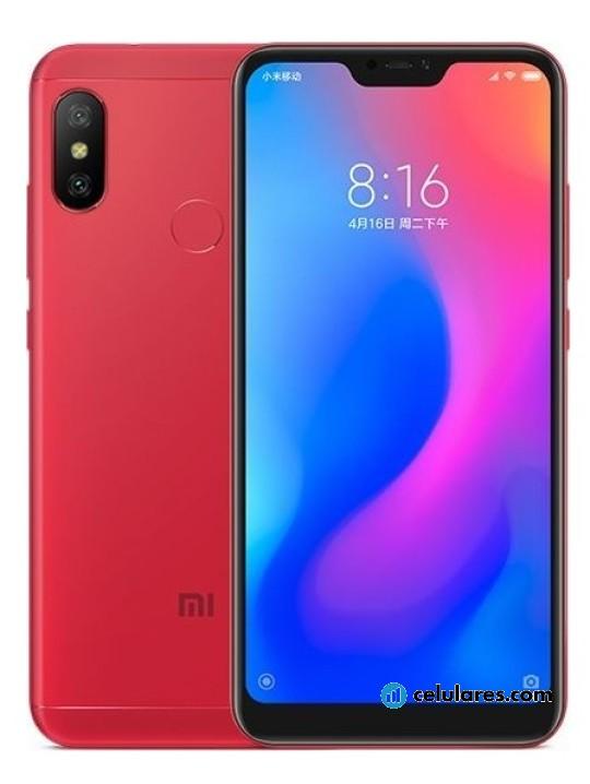 Comparar Xiaomi Redmi 6 Pro - Celulares.com México