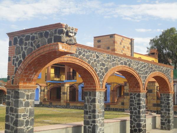 Foto Arcos de Tabique Rojo de Construcciones Leon 46273