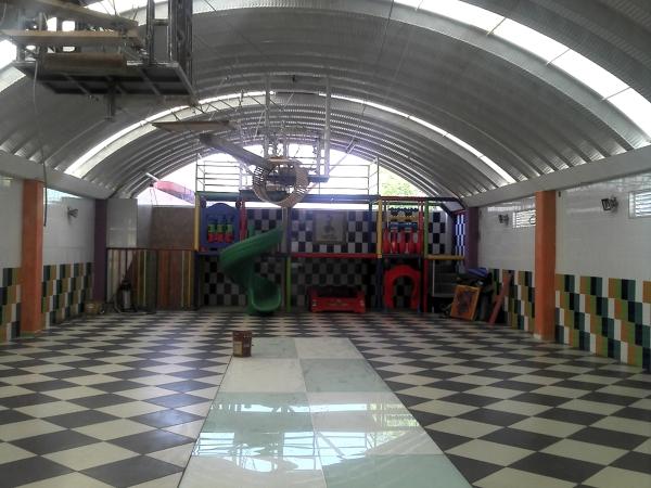 Foto Salon de Fiestas Pealoza de Prodei Electric 4366