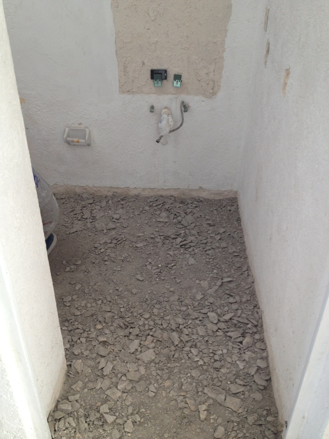 Foto Demolicin de Piso y Retiro de Muebles de Bao de