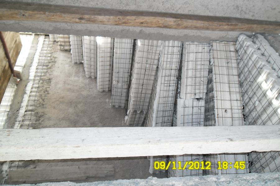 Foto Escalera Sotano de Indumetal 153097  Habitissimo