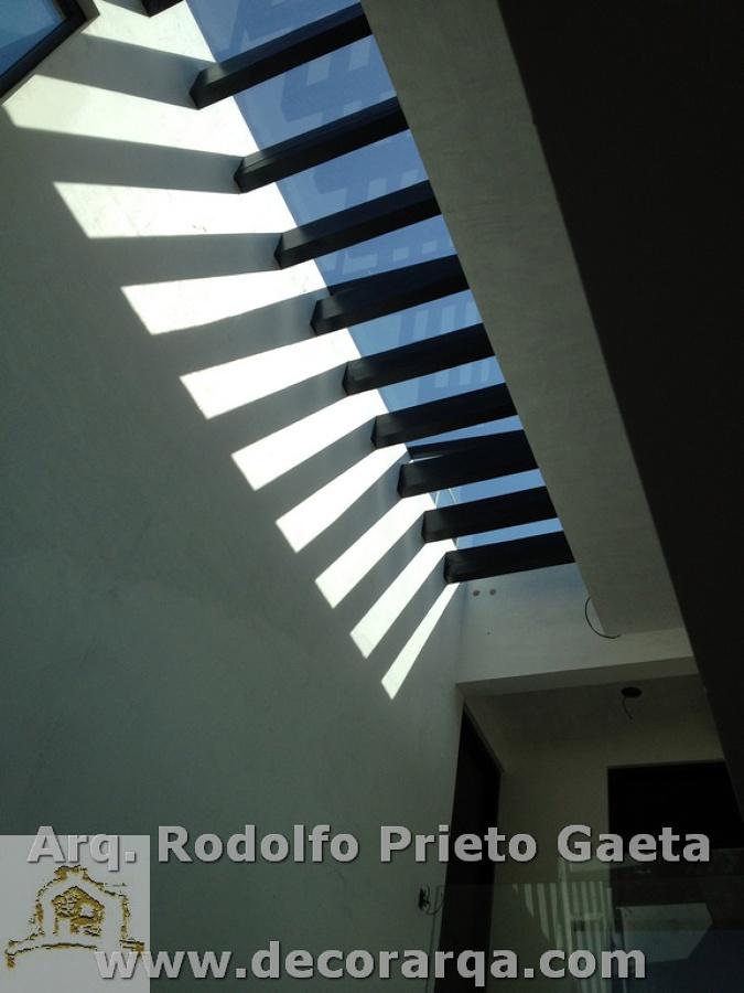 Foto Iluminacin Cenital de PrietoGaeta Arquitecto