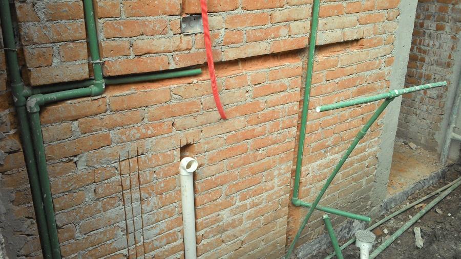 Foto Instalacin Hidrulica de Aria 81834  Habitissimo