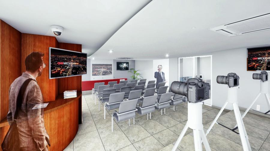 Remodelacin Sala de Prensa  Ideas Decoracin