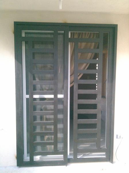 Foto Puerta Corrediza Comedorjardin de Next Door Puertas
