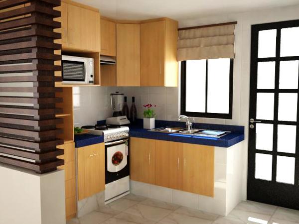 Foto Vista de Celosia y Cocina Al Fondo de Casa 123